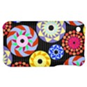Colorful Retro Circular Pattern Apple iPhone 3G/3GS Hardshell Case View1