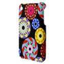 Colorful Retro Circular Pattern Apple iPhone 3G/3GS Hardshell Case View3