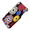Colorful Retro Circular Pattern Apple iPhone 3G/3GS Hardshell Case View4