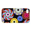 Colorful Retro Circular Pattern Apple iPhone 4/4S Hardshell Case View1