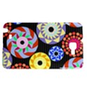 Colorful Retro Circular Pattern Samsung Galaxy Note 1 Hardshell Case View1