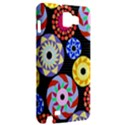Colorful Retro Circular Pattern Samsung Galaxy Note 1 Hardshell Case View2