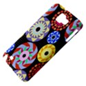 Colorful Retro Circular Pattern Samsung Galaxy Note 1 Hardshell Case View4