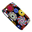 Colorful Retro Circular Pattern Curve 8520 9300 View5