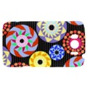 Colorful Retro Circular Pattern HTC Sensation XL Hardshell Case View1