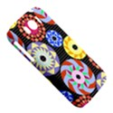 Colorful Retro Circular Pattern HTC Sensation XL Hardshell Case View5
