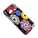 Colorful Retro Circular Pattern HTC Droid Incredible 4G LTE Hardshell Case View5