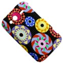 Colorful Retro Circular Pattern HTC Wildfire S A510e Hardshell Case View5