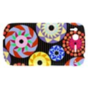 Colorful Retro Circular Pattern HTC Desire S Hardshell Case View1