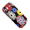 Colorful Retro Circular Pattern HTC Desire S Hardshell Case View5