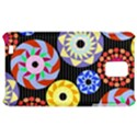 Colorful Retro Circular Pattern Samsung Infuse 4G Hardshell Case  View1