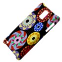 Colorful Retro Circular Pattern Samsung Infuse 4G Hardshell Case  View4