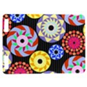 Colorful Retro Circular Pattern Kindle Touch 3G View1