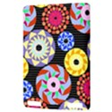 Colorful Retro Circular Pattern Kindle Touch 3G View3