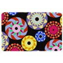 Colorful Retro Circular Pattern Kindle Fire (1st Gen) Hardshell Case View1