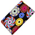 Colorful Retro Circular Pattern Kindle Fire (1st Gen) Hardshell Case View4