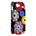 Colorful Retro Circular Pattern Samsung Galaxy Nexus S i9020 Hardshell Case View2