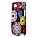 Colorful Retro Circular Pattern Samsung Galaxy Nexus S i9020 Hardshell Case View3