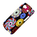 Colorful Retro Circular Pattern Samsung Galaxy Nexus S i9020 Hardshell Case View4