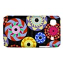 Colorful Retro Circular Pattern Samsung Galaxy SL i9003 Hardshell Case View1