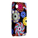Colorful Retro Circular Pattern Samsung Galaxy SL i9003 Hardshell Case View2