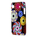Colorful Retro Circular Pattern Samsung Galaxy SL i9003 Hardshell Case View3