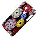 Colorful Retro Circular Pattern Samsung S3350 Hardshell Case View4