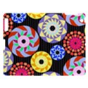 Colorful Retro Circular Pattern Apple iPad 3/4 Hardshell Case View1