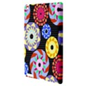 Colorful Retro Circular Pattern Apple iPad 3/4 Hardshell Case View3