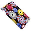 Colorful Retro Circular Pattern Apple iPad 3/4 Hardshell Case View5
