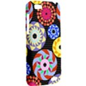 Colorful Retro Circular Pattern HTC One V Hardshell Case View2