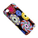 Colorful Retro Circular Pattern Apple iPhone 4/4S Premium Hardshell Case View5