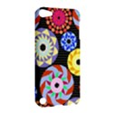 Colorful Retro Circular Pattern Apple iPod Touch 5 Hardshell Case View2