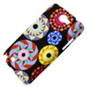 Colorful Retro Circular Pattern Samsung Galaxy Note 2 Hardshell Case View4