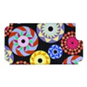Colorful Retro Circular Pattern Apple iPhone 5 Hardshell Case (PC+Silicone) View1