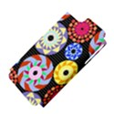 Colorful Retro Circular Pattern Apple iPhone 5 Hardshell Case (PC+Silicone) View4