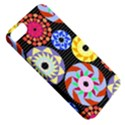 Colorful Retro Circular Pattern Apple iPhone 5 Classic Hardshell Case View5