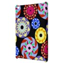 Colorful Retro Circular Pattern Apple iPad Mini Hardshell Case View3