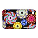 Colorful Retro Circular Pattern Apple iPhone 3G/3GS Hardshell Case (PC+Silicone) View1