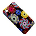 Colorful Retro Circular Pattern Apple iPhone 3G/3GS Hardshell Case (PC+Silicone) View5