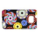 Colorful Retro Circular Pattern Samsung Galaxy S II i9100 Hardshell Case (PC+Silicone) View1
