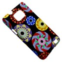 Colorful Retro Circular Pattern Samsung Galaxy S II i9100 Hardshell Case (PC+Silicone) View5