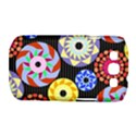 Colorful Retro Circular Pattern Samsung Galaxy S III Classic Hardshell Case (PC+Silicone) View1