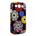 Colorful Retro Circular Pattern Samsung Galaxy S III Classic Hardshell Case (PC+Silicone) View2