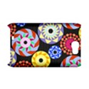 Colorful Retro Circular Pattern Samsung Galaxy Note 2 Hardshell Case (PC+Silicone) View1