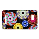 Colorful Retro Circular Pattern HTC One SU T528W Hardshell Case View1