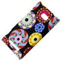 Colorful Retro Circular Pattern HTC 8X View4