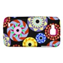 Colorful Retro Circular Pattern Samsung Galaxy Premier I9260 Hardshell Case View1