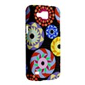 Colorful Retro Circular Pattern Samsung Galaxy Premier I9260 Hardshell Case View2