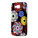 Colorful Retro Circular Pattern Samsung Galaxy Premier I9260 Hardshell Case View3
